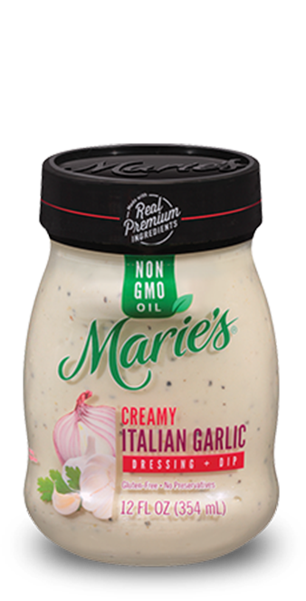 Marie's Dressings - Creamy Italian Garlic