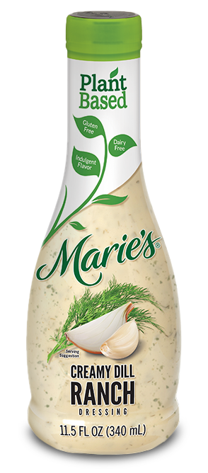 Try Marie's Plant-based Creamy Dill Ranch.